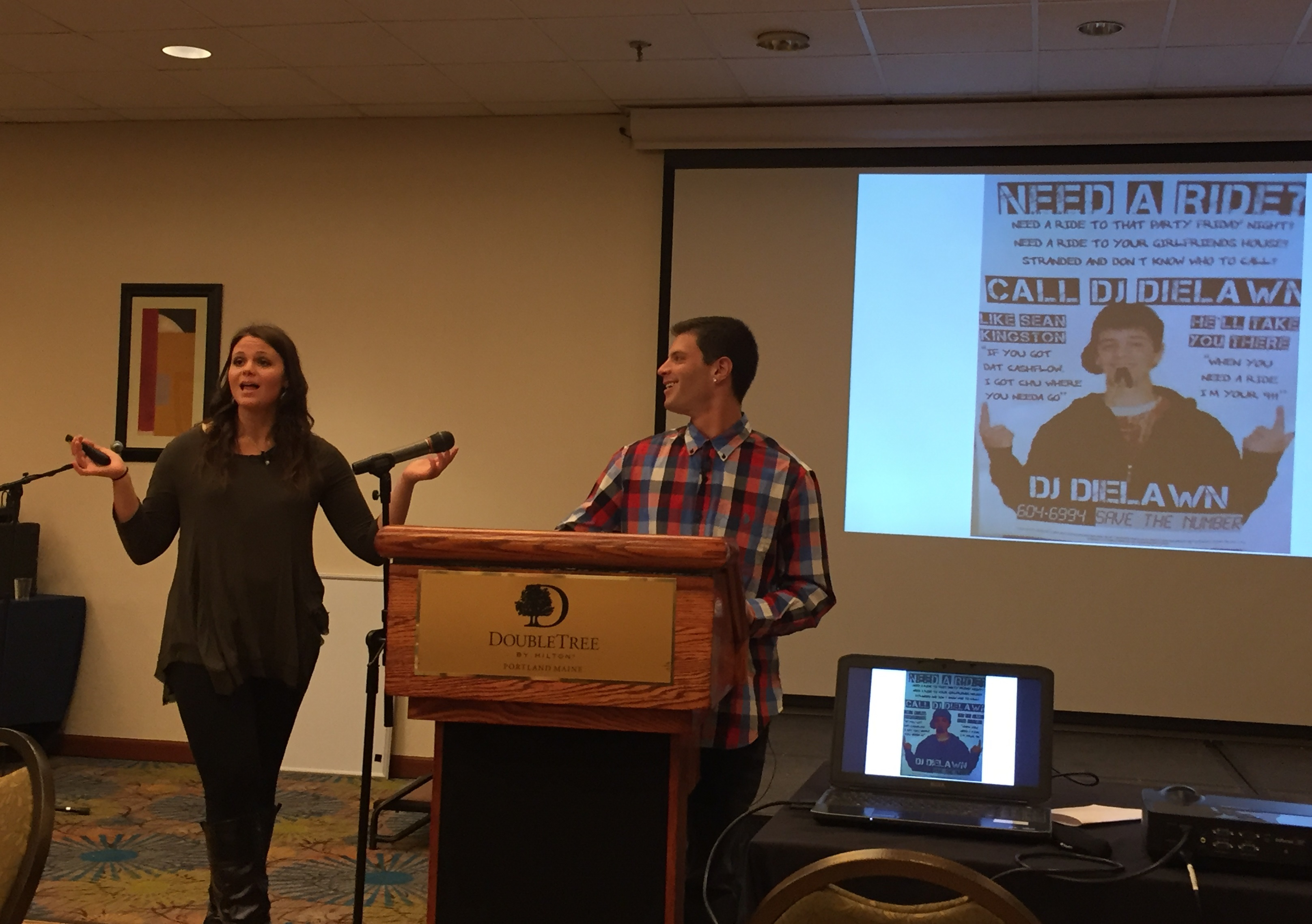 Aane Conference At Lasell College >> Invite Derek And Or Dylan Volk To Speak About Their Story